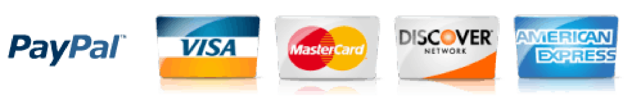 All Cards Accepted