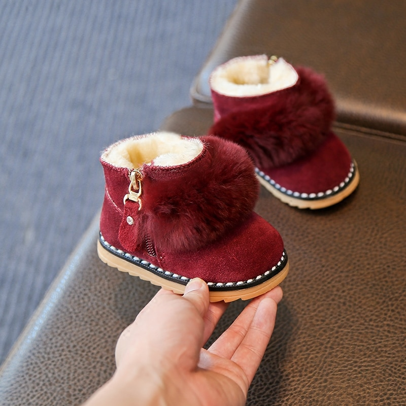 Super Cute Winter Snow Boots for Baby