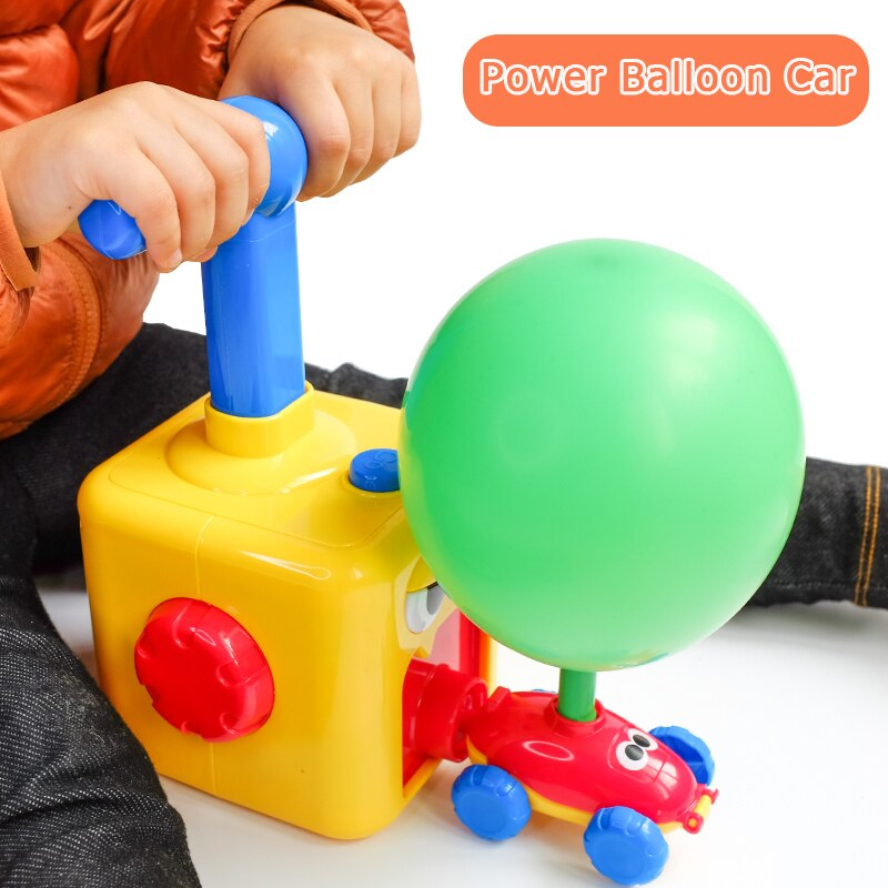 Balloon Power Launch Tower Toy
